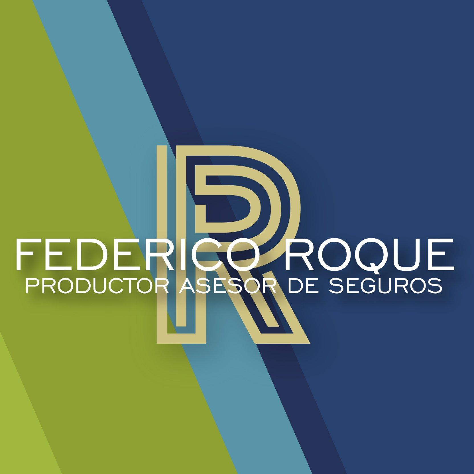 Productor Asesor de Seguros Federico Roque